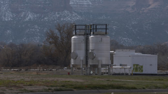 The renewable natural gas project in Grand Junction cost $2.8 million. It will pay for itself in seven years.