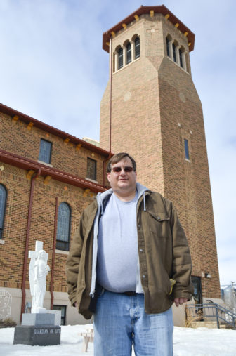 The Rev. Tom Graner is president of Rugby's Job Development Authority and a priest at St. Therese Little Flower Catholic Church.