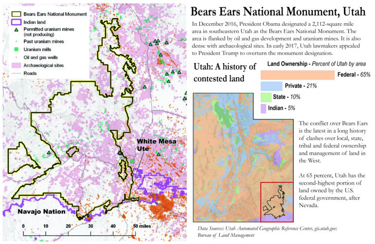 Oil & Gas Eyes Fringes Of Bears Ears | Inside Energy