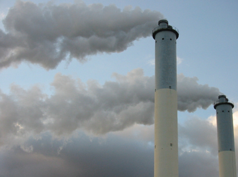 Capturing and storing carbon emissions from smoke stacks is an expensive process.