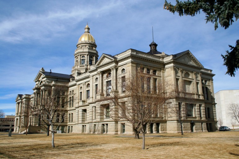 Wyoming's State Capitol