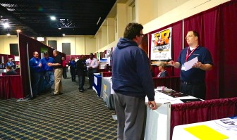 job fair wide