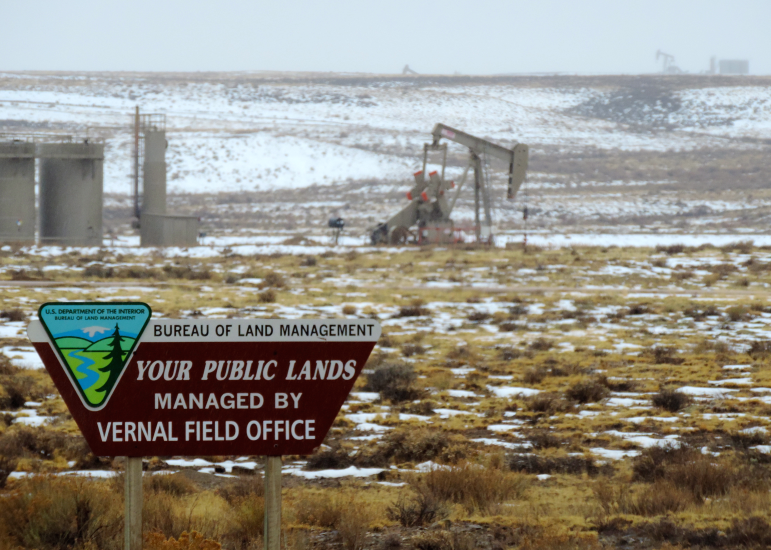 Before drilling on state or federal lands, oil companies must win the right to drill at a mineral auction. A recent state mineral auction in North Dakota and federal auction in Wyoming brought in the lowest amount of money in years.