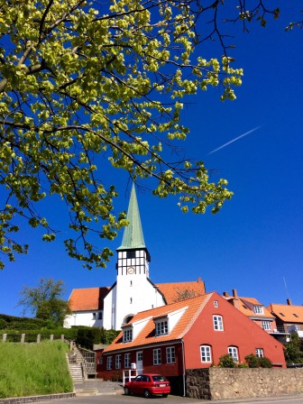 The island of Bornholm is a popular tourist destination; it's also testing some innovative energy solutions.