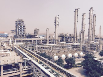 This experimental coal to liquids facility is owned by a Chinese coal company called the Shanxi Lu'an Mining Group.