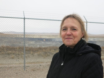 Karla Oksanen has lived next door to Eagle Butte Mine for over 20 years.