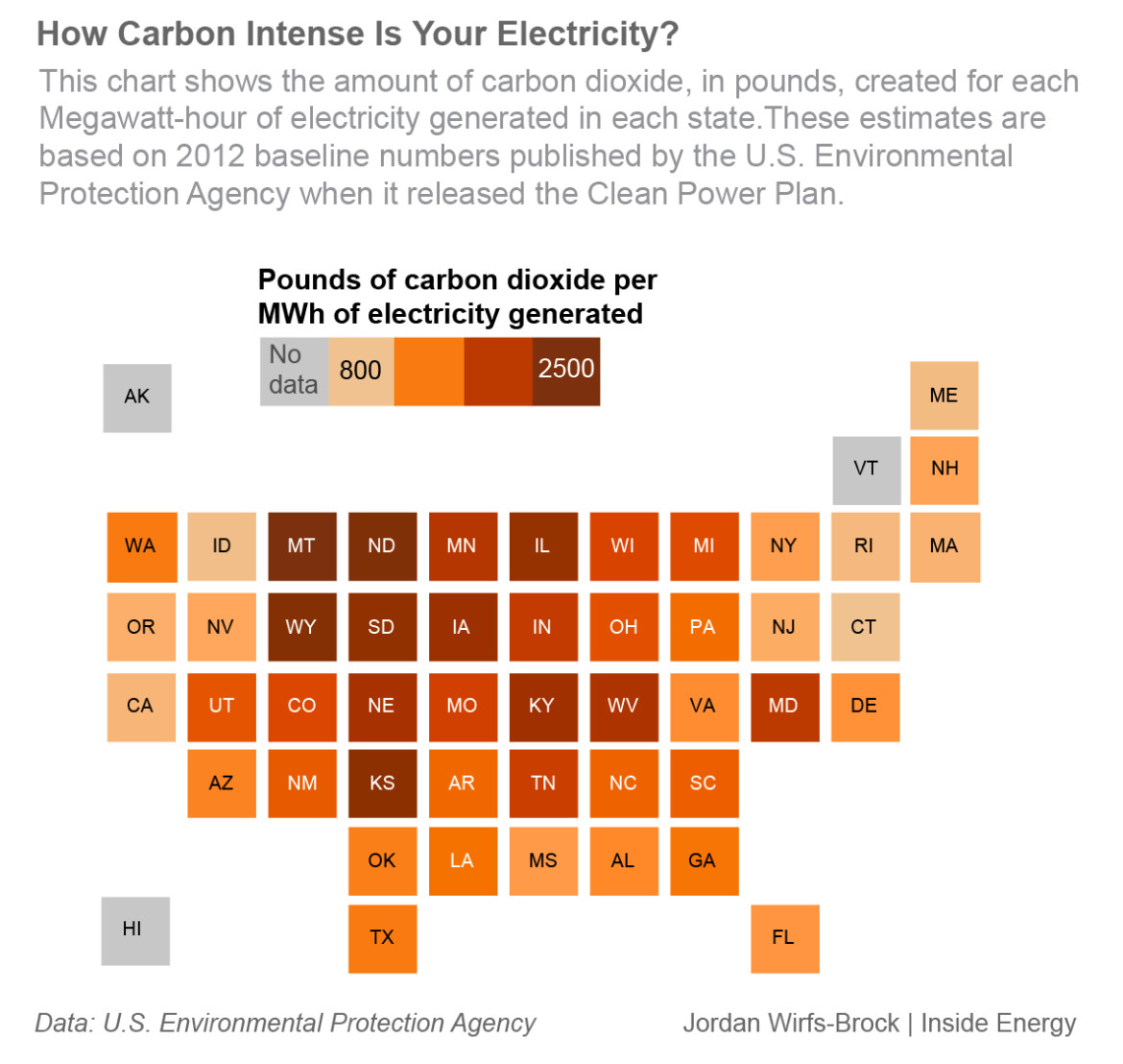US-gridmap-carbon-electricity