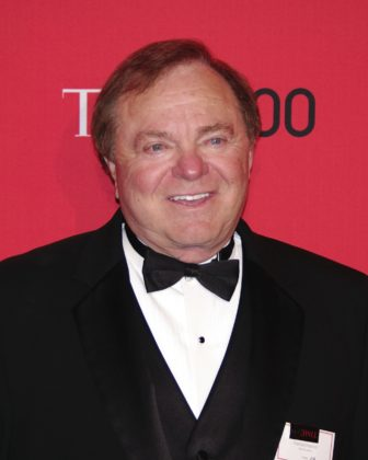 Harold Hamm praised presidential candidate Donald Trump Wednesday at the Republican National Convention for his commitment to the oil industry.