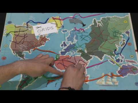 ie questions super grid spanning continents in a single bound
