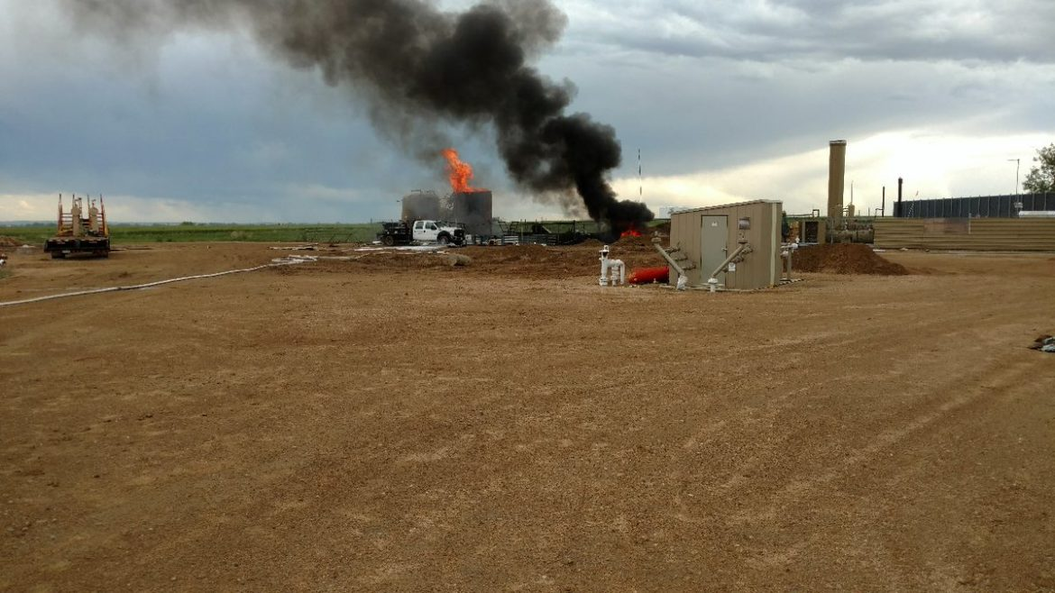 Back-To-Back Oil & Gas Explosions Rattle Colorado