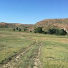 Brook Mine owned land where operations may begin