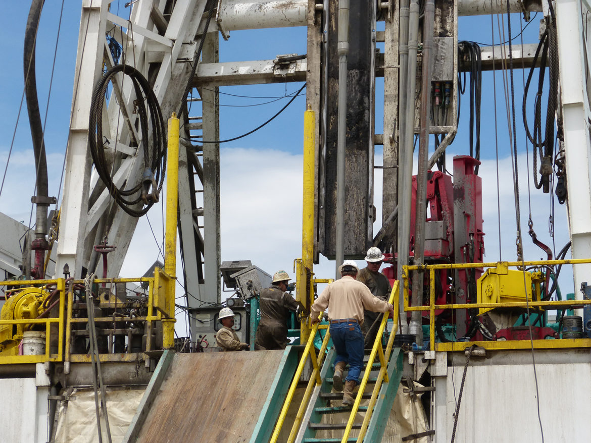 IE Questions: Is Fracking Dangerous?