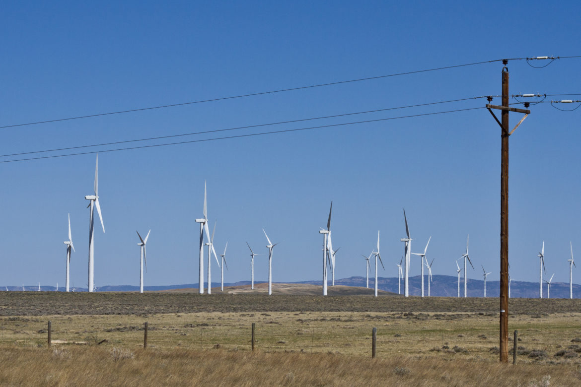 Wind Farm — Medicine Bow, Wyoming